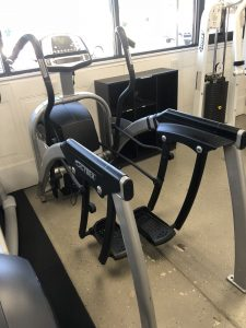 A Cybex Arc Trainer