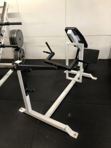 A Chest Supported Row.
