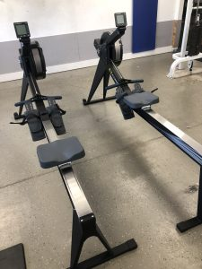 Two Concept 2 Model E Rowers